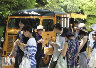"22 avril 2018 - Déjeuner sur l'herbe | 2018年4月22日 - ""草上の昼食"""